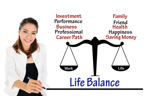 Better Balance between Work and Life